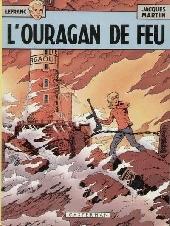 Lefranc -2b1983- L'ouragan de feu