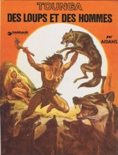 Tounga (Cartonné) -3'- Des loups et des hommes