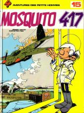 Les petits hommes -15- Mosquito 417