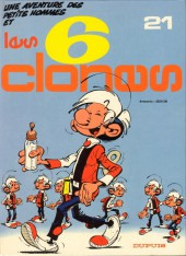 Les petits hommes -21- Les 6 clones