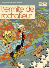 Les petits hommes -22- L'ermite de Rochafleur