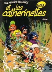 Les petits hommes -28- les Catherinettes