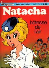 Natacha -1c1988- Hôtesse de l'air