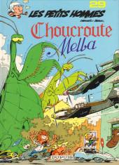 Les petits hommes -29- Choucroute Melba
