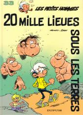 Les petits hommes -33- Vingt mille lieues sous les terres