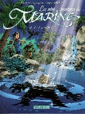 Marine (Les mini aventures de) -4- Le lac maudit