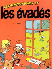 Les petits hommes (Soleil/Jourdan) -3- Les évadés