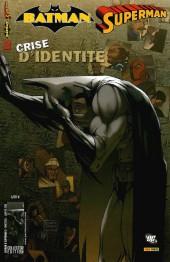 Batman - Superman -3- Crise d'identité (3)