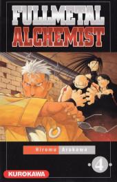 FullMetal Alchemist -4- Tome 4