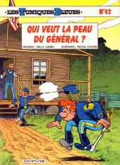 Les tuniques Bleues -42- Qui veut la peau du Général ?