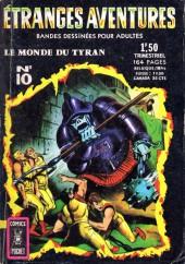Étranges aventures (1re série - Arédit) -10- Le monde du tyran