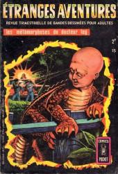Étranges aventures (1re série - Arédit) -15- Les métamorphoses du docteur Leg