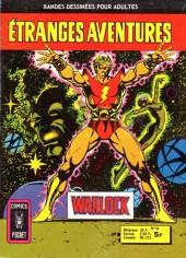 Étranges aventures (1re série - Arédit) -54- Warlock