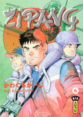 Couverture de Zipang -6- Volume 6