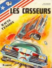 Les casseurs - Al & Brock -1b1983- Haute tension