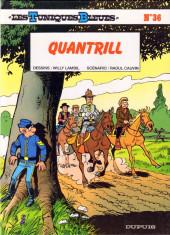 Les tuniques Bleues -36- Quantrill