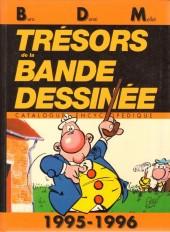 (DOC) BDM -10- Trésors de la Bande Dessinée 1995-1996