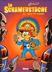 Le scrameustache -36- Casse-tête olmèque