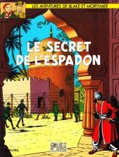 Blake et Mortimer (Les Aventures de) -2c2000- Le Secret de l'Espadon - Tome 2