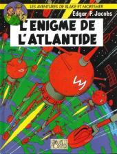 Blake et Mortimer (Les Aventures de) -7c2001- L'Enigme de l'Atlantide