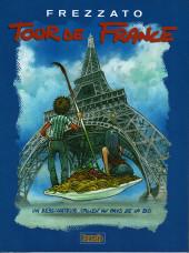 Tour de France (Frezzato) - Un dessinateur italien au pays de la BD