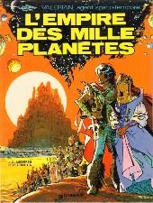 Valérian -2c1980- L'empire des mille planètes