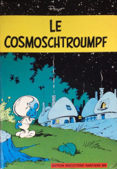 Les schtroumpfs -6PubEO- Le cosmoschtroumpf