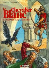 Le chevalier blanc -5a- Le serment de l'archer