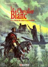 Le chevalier blanc -10- Le trésor des cathares