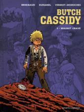Couverture de Butch Cassidy -1- Walnut Grave