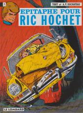 Ric Hochet -17d1994- Épitaphe pour Ric Hochet