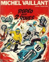 Michel Vaillant -20Pub- Rodéo sur 2 roues