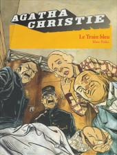 Agatha Christie (Emmanuel Proust Éditions) -11- Le Train Bleu