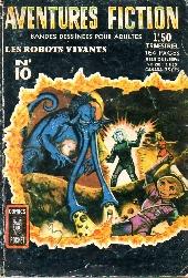 Aventures fiction (2e série) -10- Les robots vivants