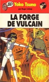 Yoko Tsuno -3Poch- La forge de Vulcain