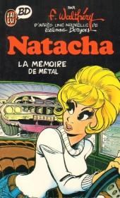 Natacha -3Poch- La mémoire de métal