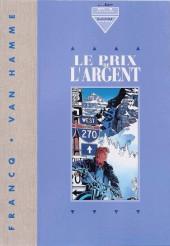Largo Winch -IntTL07- Le prix de l'argent