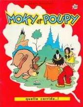 Moky et Poupy -28- Quelle corrida..!
