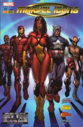 Marvel Icons (Marvel France - 2005) -11- Sentry