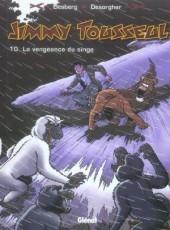 Jimmy Tousseul -10a- La vengeance du singe