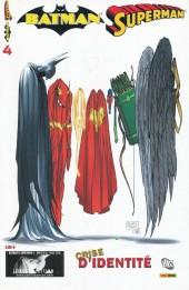 Batman - Superman -4- Crise d'identité (4)