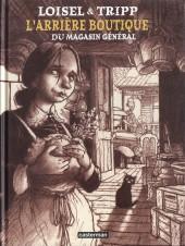 Magasin général -HS1- L'arrière boutique du magasin général