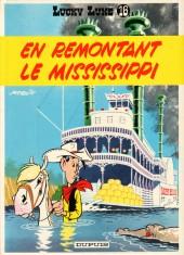 Lucky Luke -16c91- En remontant le Mississippi