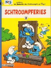 Les schtroumpfs - Schtroumpferies -2- Schtroumpferies - 2