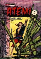 Atemi -24- Le trésor maudit