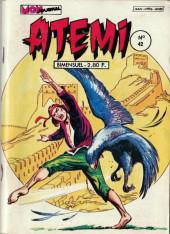 Atemi -42- Les vacances de l'Épervier