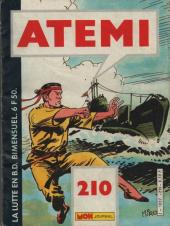 Atemi -210- Les samouraïs vengeurs