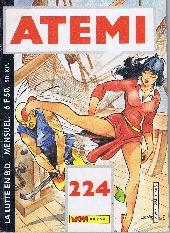 Atemi -224- Coup de théâtre