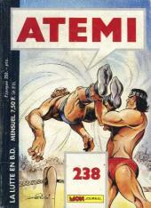 Atemi -238- Le royaume des catcheurs