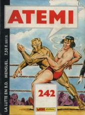 Atemi -242- Le bracelet de cuir